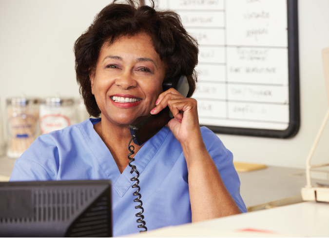 Getting the quality care you deserve is only a phone call away.