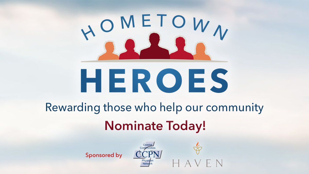 CCPN Sponsors KSBY Hometowns Heroes