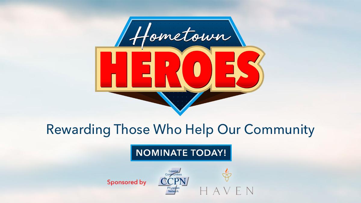 CCPN Sponsors KSBY Hometown Heroes 2021